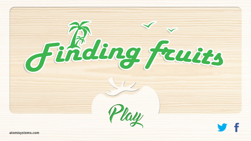 Finding fruits