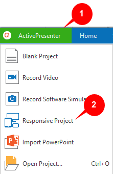 Creating Responsive Projects in ActivePresenter 7 - Atomi Systems, Inc