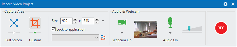 Record Video Demonstrations with ActivePresenter 7