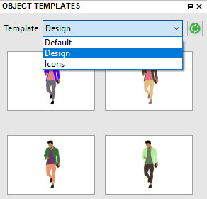 Using and Creating Object Templates
