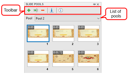 Create Question Pools