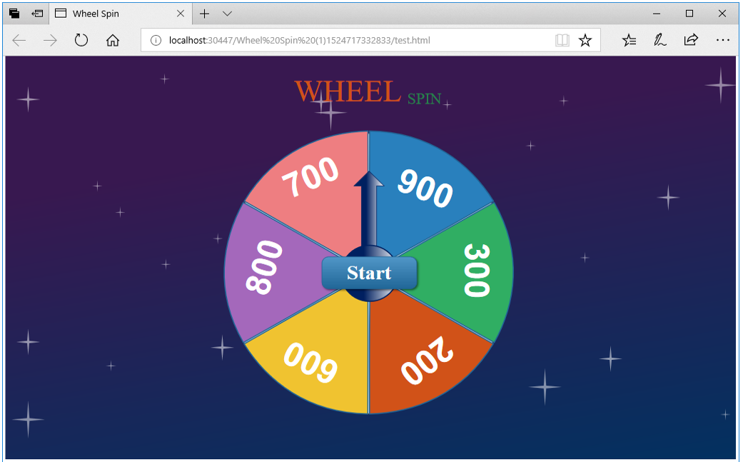 Creating eLearning Games 03: Wheel Spin
