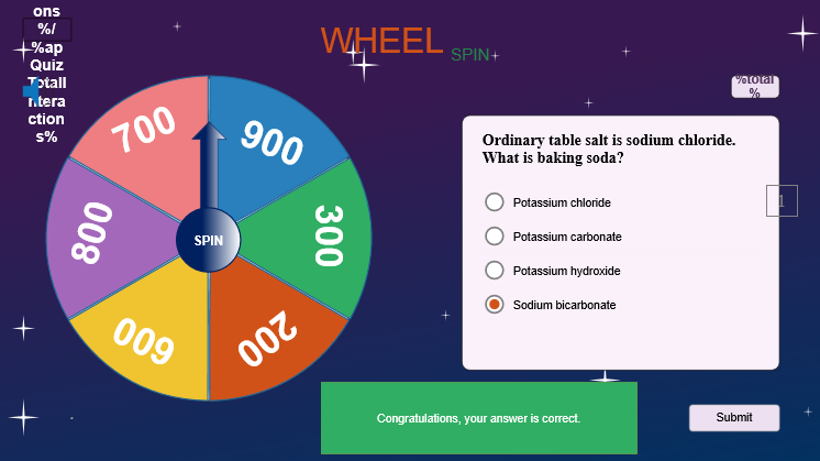 Creating eLearning Games 03: Wheel Spin with ActivePresenter 7