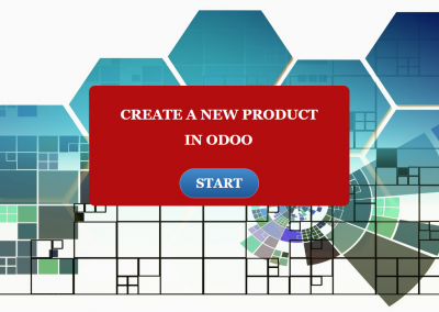 Create a New Product in Odoo