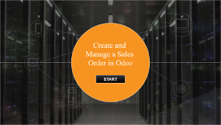 Create and Manage an Order in Odoo