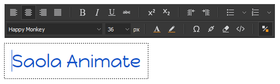 Use Google fonts in a document.