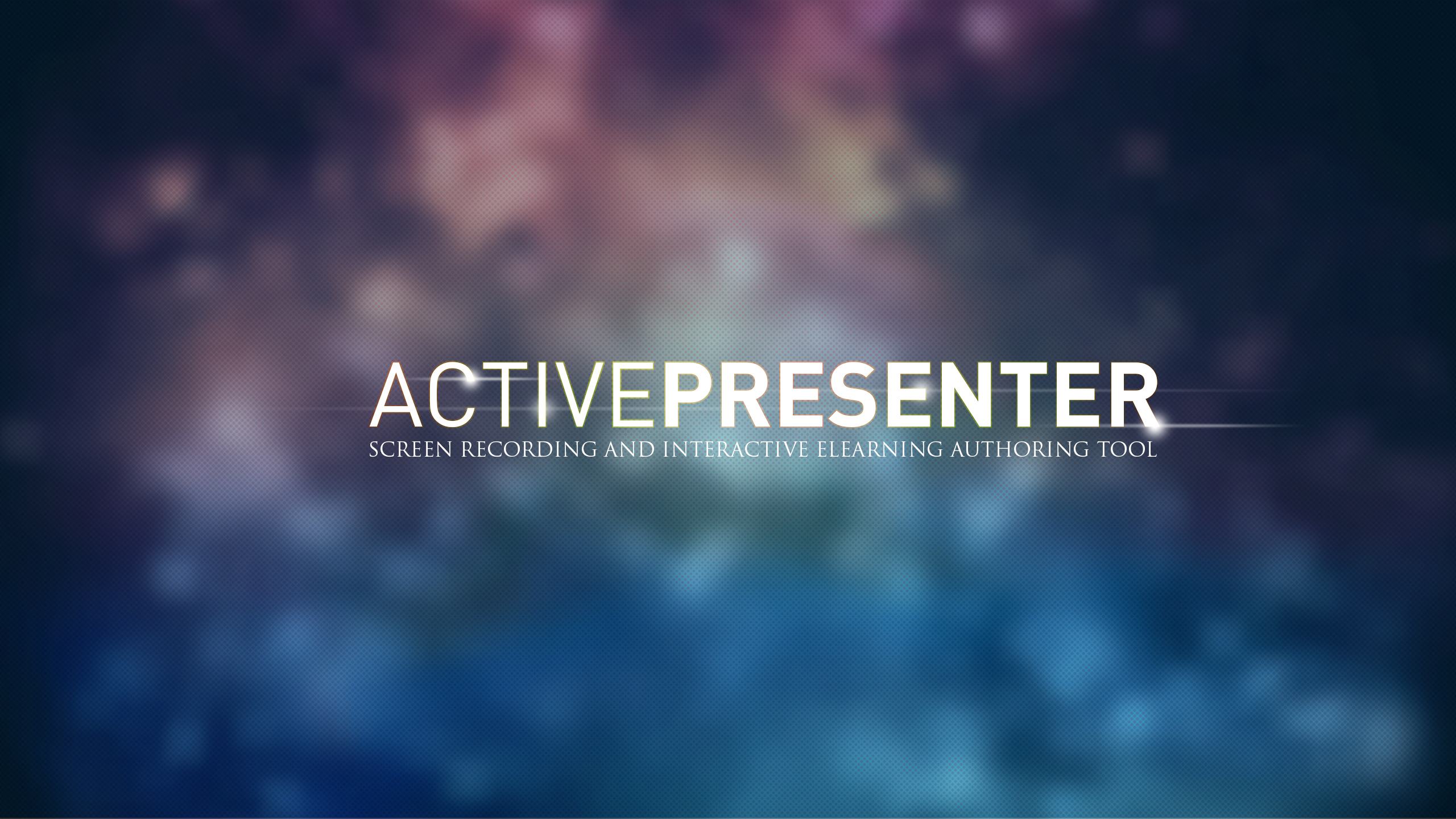 Now, you've had a handy software to create an amazing eLearning course content: ActivePresenter.