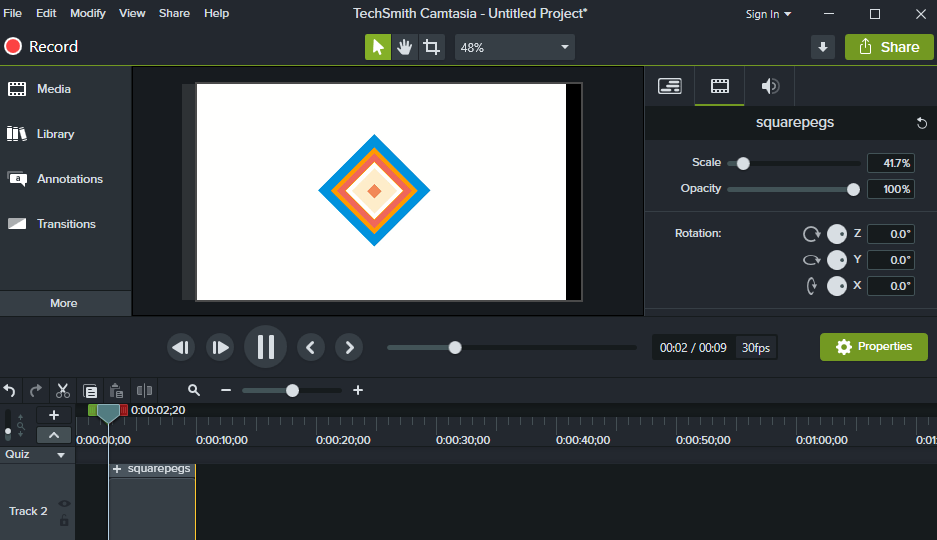 Camtasia - Screen Recorder and Video Editor Tool