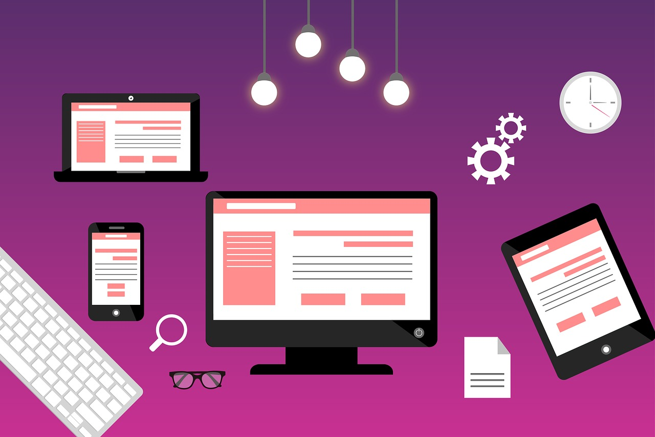 Responsive and Adaptive eLearning Courses can Fit Different Screen Sizes