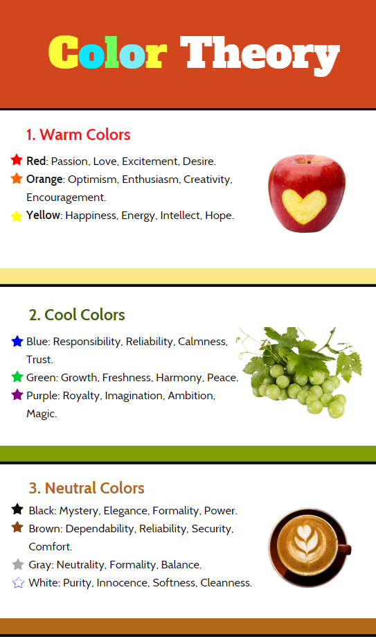 Using Color Theory to Color an eLearning Course