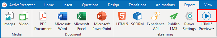 Preview HTML5