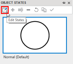Click the Edit States Button