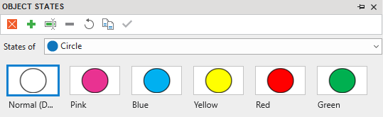 Paint Blank Shapes Using the Object States Feature