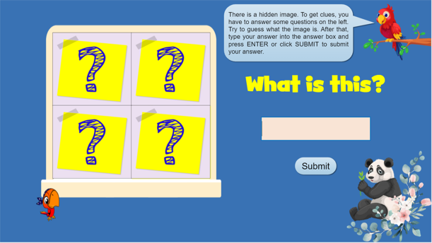 How to Create Picture Reveal Game in ActivePresenter 8