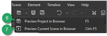 Preview in browser