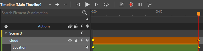 Animation for motion path in Timeline