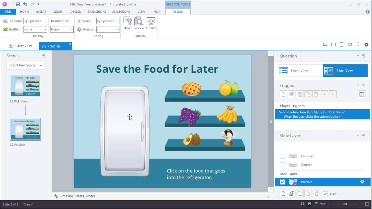 eLearning tool for Windows-Articulate Storyline 360
