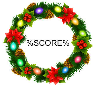 Score Box for Shape Patterns Game