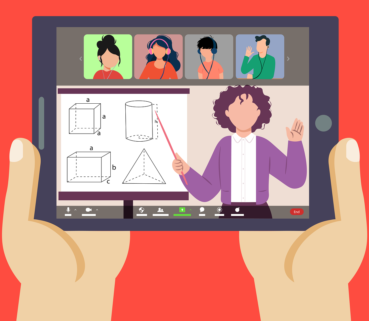The content in eLearning needs to be short, clear and particular