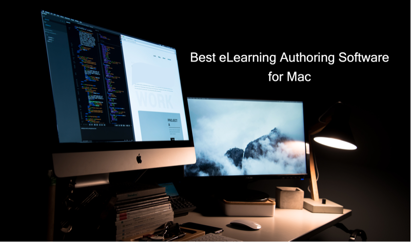 Best eLearning Authoring Software for Mac