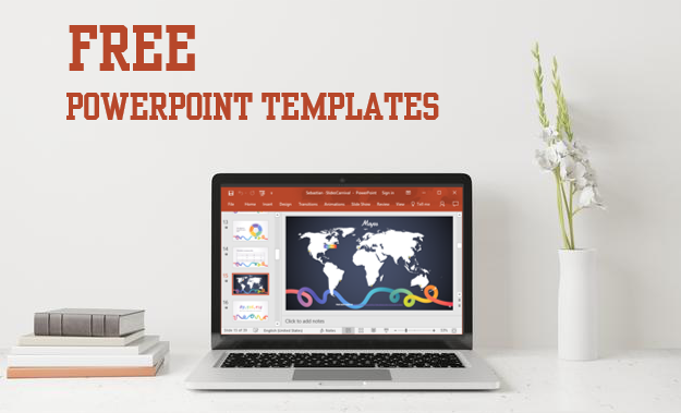 10 Amazing Places for PowerPoint Templates Free Download